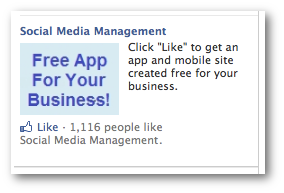 facebook ad page Update: Edit Facebook Ad Title for Page, Event or App