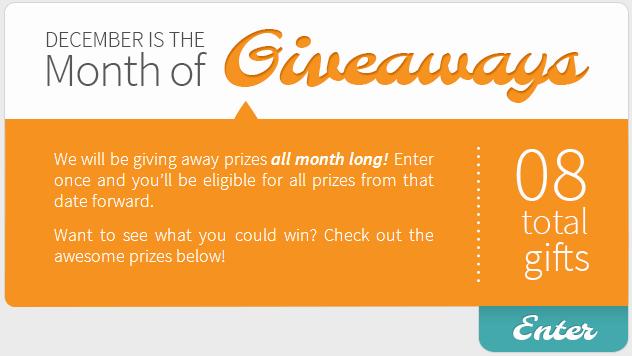 Month of Giveaways JonLoomer.com ShortStack