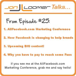 Jon Loomer Talks Podcast 25
