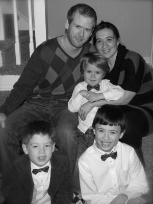 Happy New Year from the Loomer Family!