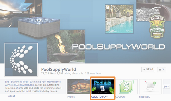 PoolSupplyWorld Poolaga