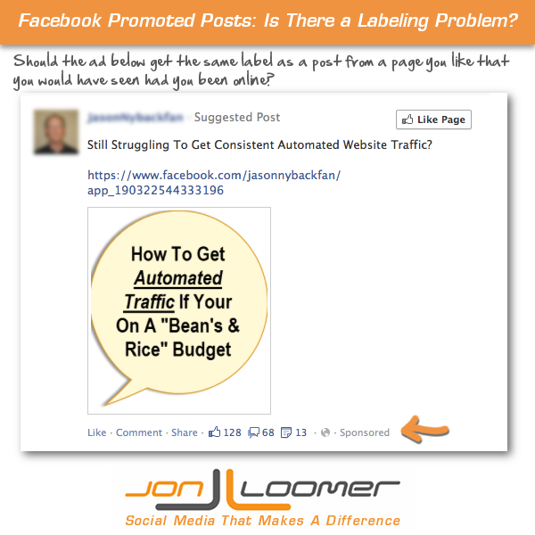 promoted post trash featured Facebook Promoted Posts: Is There a Labeling Problem?