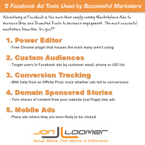 5 Facebook Ad Tools Used by Successful Marketers