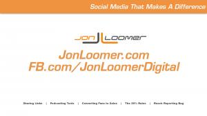 Jon Loomer VLOG #9