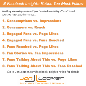 8 Facebook Insights Ratios You Must Follow