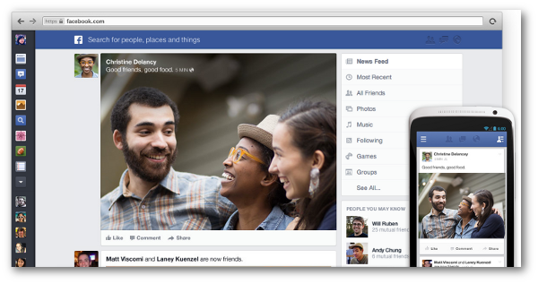 new facebook news feed The NEW Facebook News Feed: Everything You Need to Know