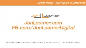 Jon Loomer Video Blog
