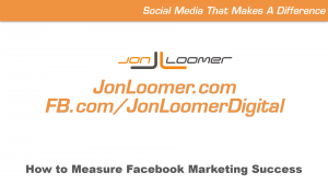 Jon Loomer VLOG 0328