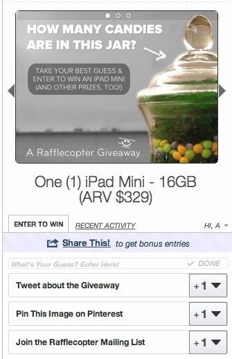 Raffle Copter Quiz Facebook Marketing Tools that Lead to Results [Reference]