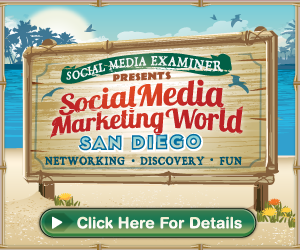 Social Media Marketing World 2013