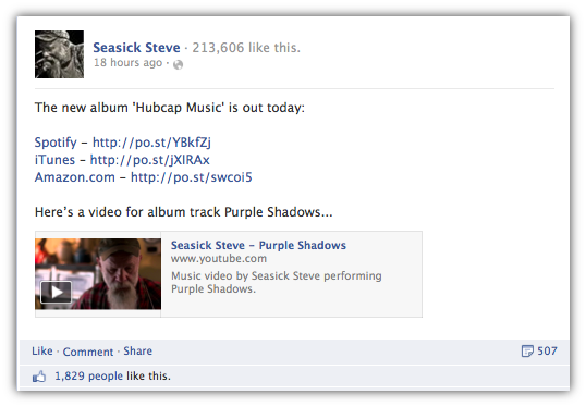 seasicksteve 6 Ways To Capture Leads From Facebook Pages