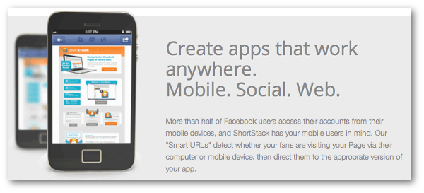 shortstack mobile 5 Reasons You Should STILL Create Facebook Tabs for Your Page
