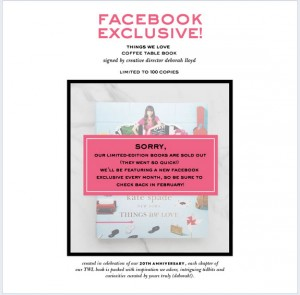 Kate Spade Exclusive Offer