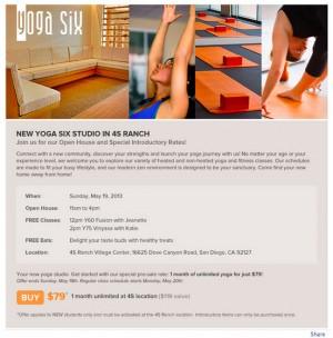 Yoga Six App