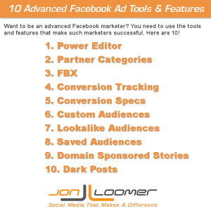 Facebook Ad Tools and Features