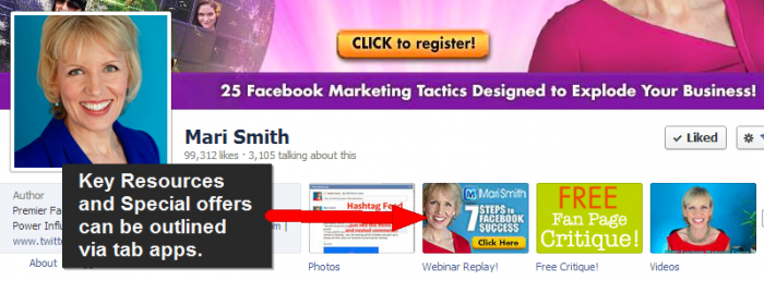 Be Like Mari: 5 Tips for Facebook Page Admins from Mari Smith's Page