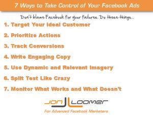 Facebook Advertising Steps