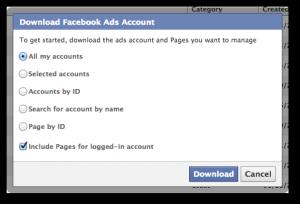 Facebook Power Editor Download