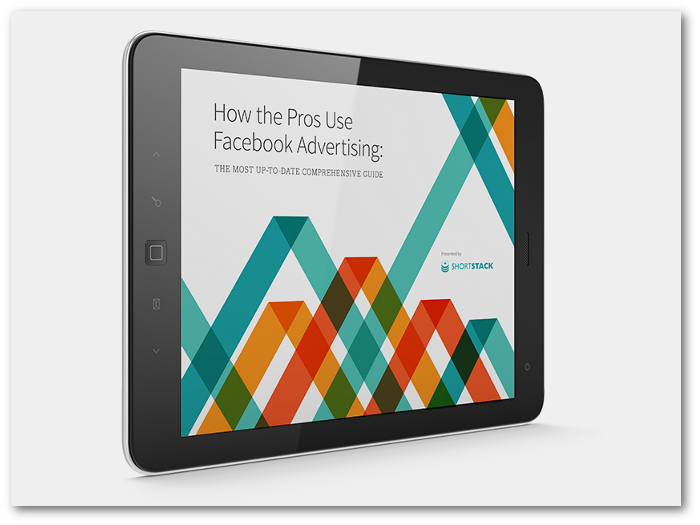 how the pros use facebook advertising How the Pros Use Facebook Advertising [Free eBook]