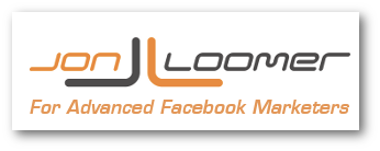 JonLoomer.com Tagline For Advanced Facebook Marketers