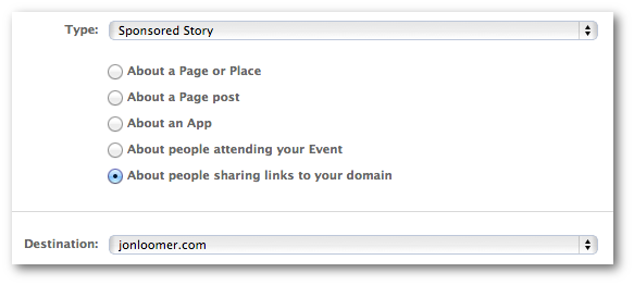 facebook power editor create domain sponsored story Facebook Ads and Power Editor: Comprehensive Glossary of Terms