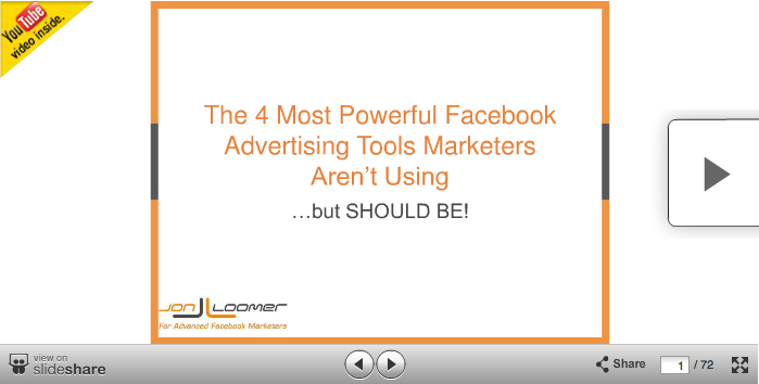 Powerful Facebook Ads Tools