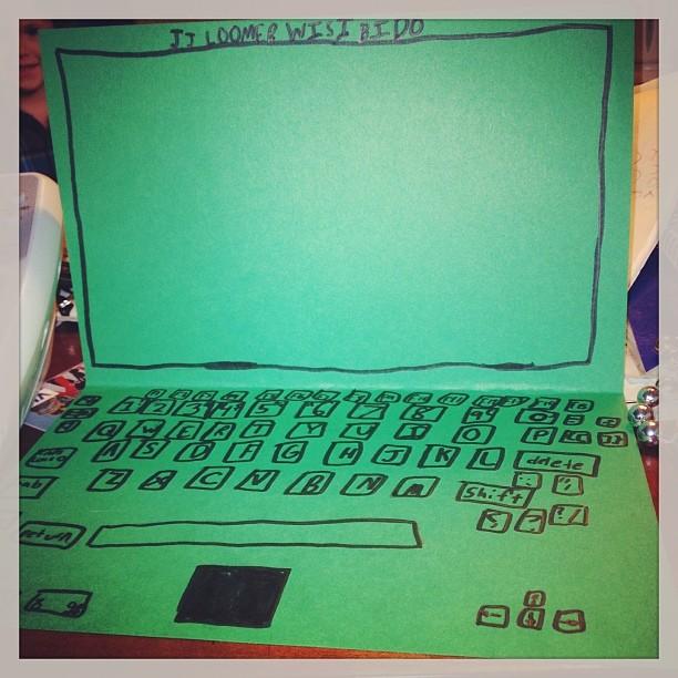 JJ Loomer Wizibido Laptop