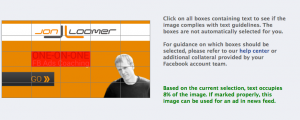 Facebook Grid Overlay Accepted
