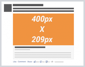 Facebook Link Thumbnail Image Dimensions Desktop News Feed