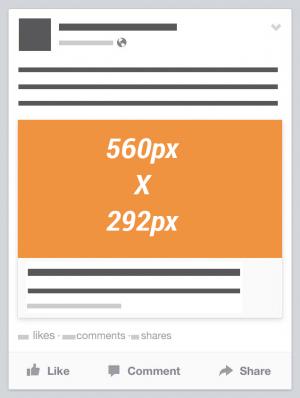 Facebook Link Thumbnail Image Dimensions Mobile