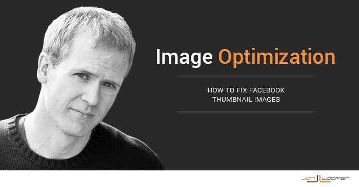 Problem: Update Article with New Image Size for Facebook Optimization