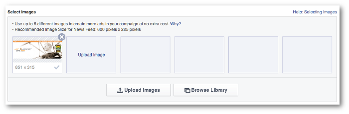Facebook Ad Objectives Images