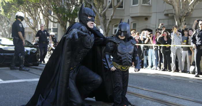 BatKid 700x366 Giving Thanks: The People You Need to Run a Business