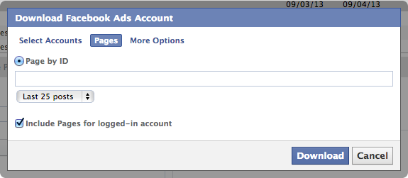 Facebook Power Editor Download 2