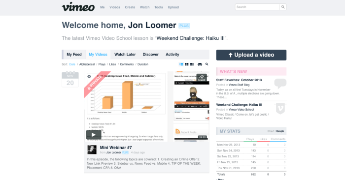 vimeo 700x366 Giving Thanks: 37 Best and Most Powerful Marketing Tools