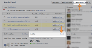 Facebook Admin Panel Access Insights