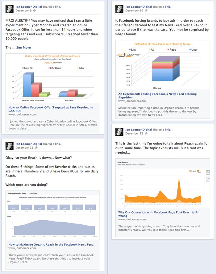 Jon Loomer Digital Promoted Posts 12-9 to 12-12