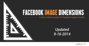 Facebook Marketing Advertising Image Dimensions Jon Loomer 2014
