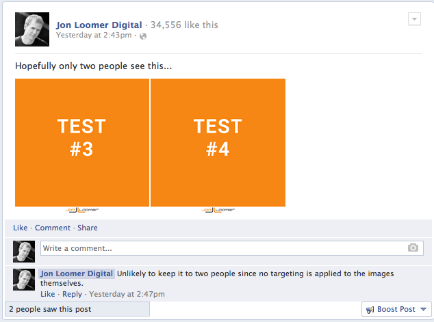 facebook page post multiple images trick 6 Do Multi Image Facebook Posts Lead to Increased Reach and Engagement?