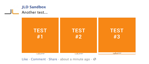 facebook page post three images trick 2 Do Multi Image Facebook Posts Lead to Increased Reach and Engagement?
