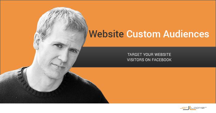 Website Custom Audiences: Target Visitors with Facebook Ads (Not FBX!)