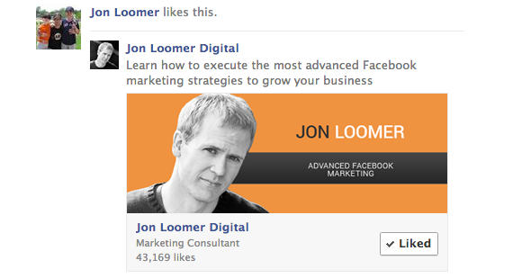 Facebook Page Like Ad Interests and Lookalike Audiences