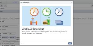 Facebook Ad Scheduling