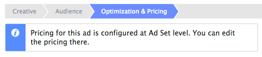Facebook Power Editor New Ad Optimization & Pricing