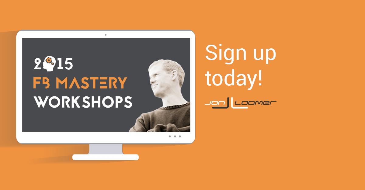 FB Mastery Workshops