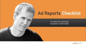 Facebook Ad Reports Checklist
