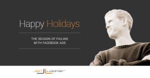 Holidays Facebook Ads