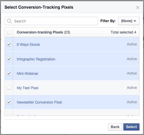Conversion Tracking Pixels