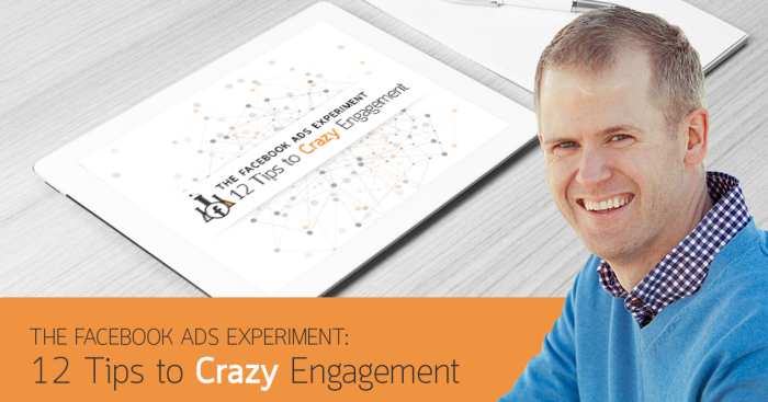 12 Tips Facebook Ads Experiment
