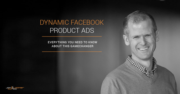 Dynamic Facebook Product Ads